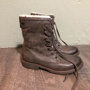 Roxy Shoes - Roxy Combat boots